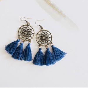 Jewelry - 🆕 Dreamcatcher Tassel Earrings